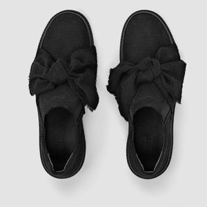 All Saints Zale Sneaker Black US size 7